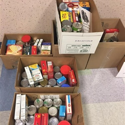 Holiday Food Donations Needed
