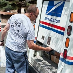 Annual Letter Carriers Food Drive is May 11th